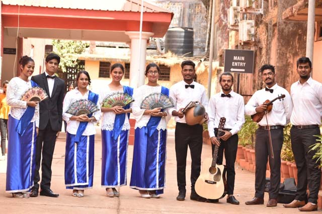 All Goa Mando Competition